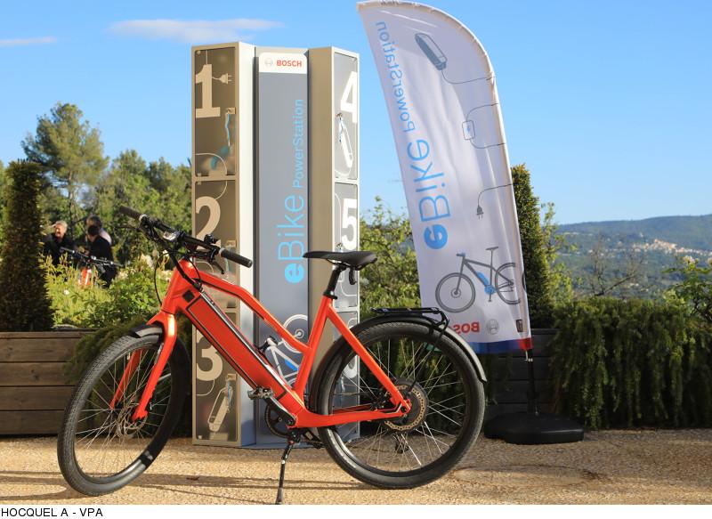 Vélo à assistance électrique - copyright-HOCQUEL_A_-_VPA